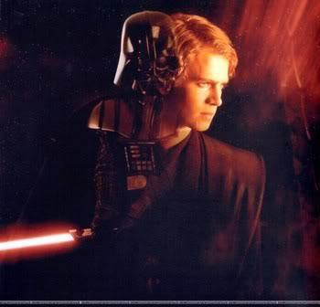 Star Wars wallpaper possibly containing a concert, a fire, and a business suit called Anakin Skywalker/Darth Vader