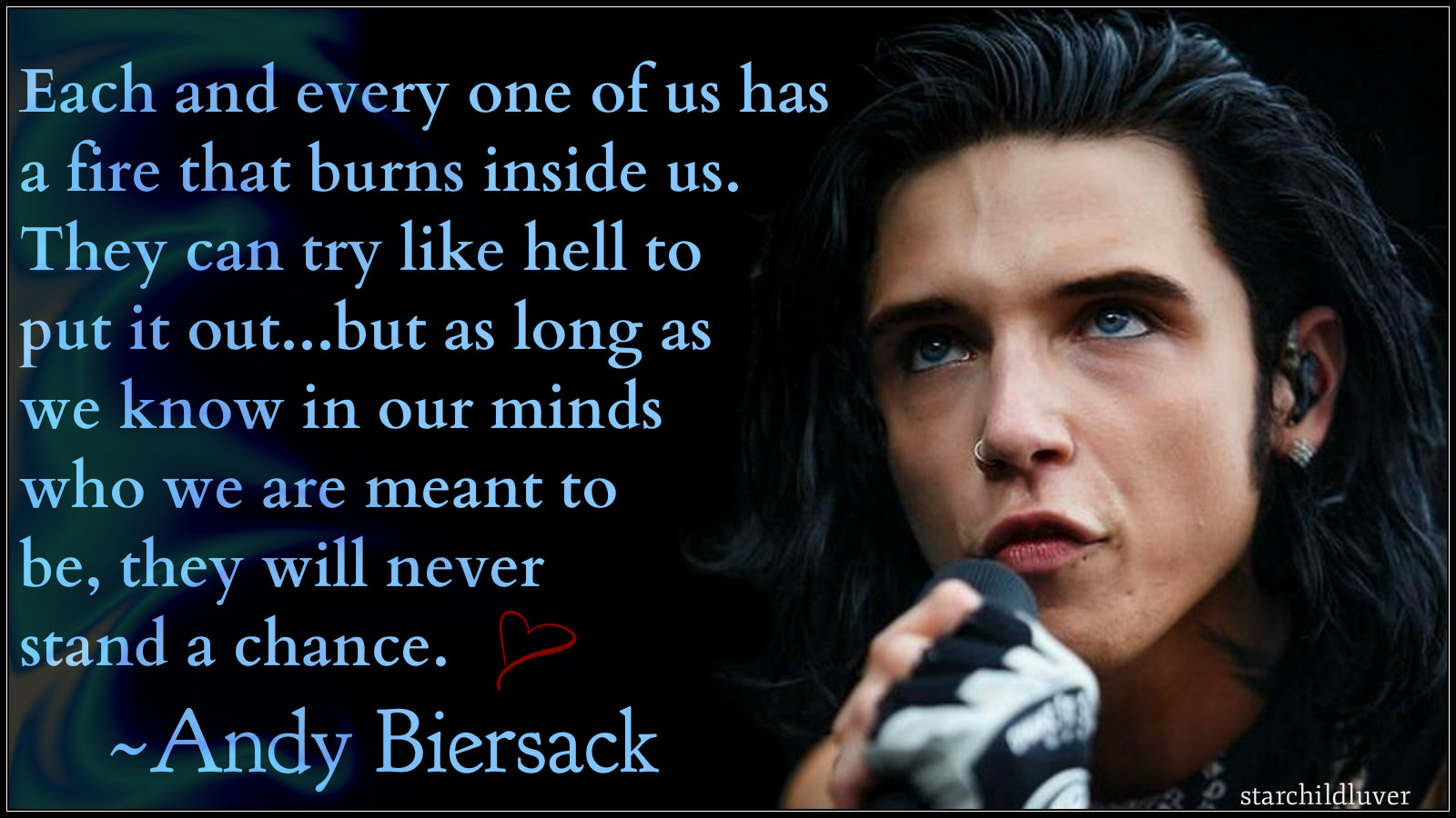Andy Biersack Quotes Wallpaper Wall andy biersack quotes . quotesgram