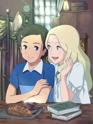 Anna and Marnie