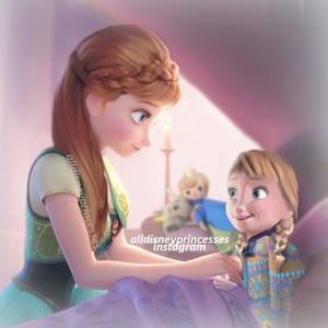 Anna and... her daughter?