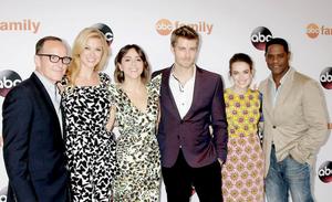 AoS Cast at TCA's
