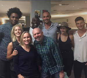Arrow Cast - Table read