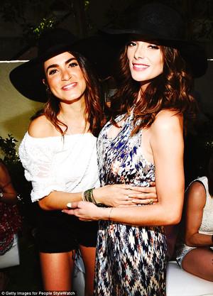 Ashley and Nikki