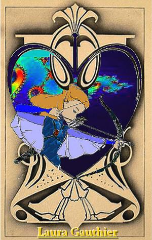 Avatar sur Lyoko: archer