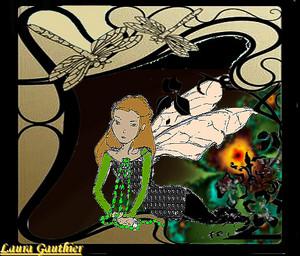 Avatar sur Lyoko: pixie