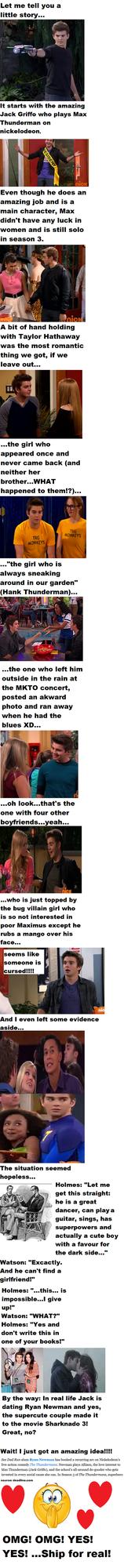 BIG NEWS! Max's girlfriend...=)