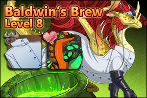 Flight Rising wallpaper with animê called Baldwin's Brew