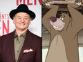 Baloo and Bill Murray