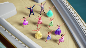 Barbie in Rock 'N Royals screencaps