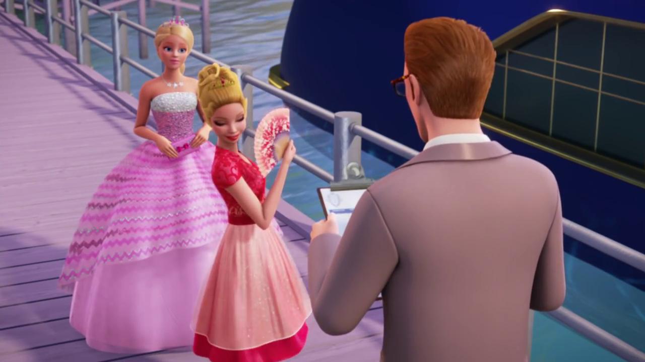 Барби принцесса и поп звезда посмотри как легко - продолжительность: барби love просмотров.
