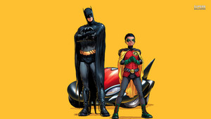 Người dơi and Robin
