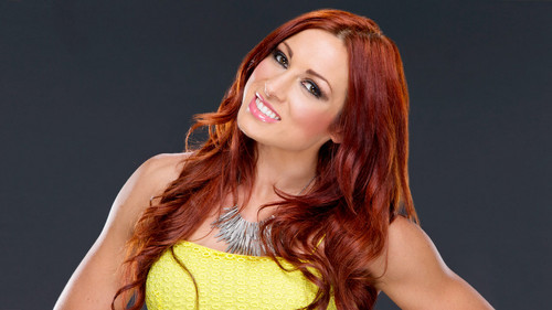 WWE Divas wallpaper probably containing a portrait titled Becky Lynch