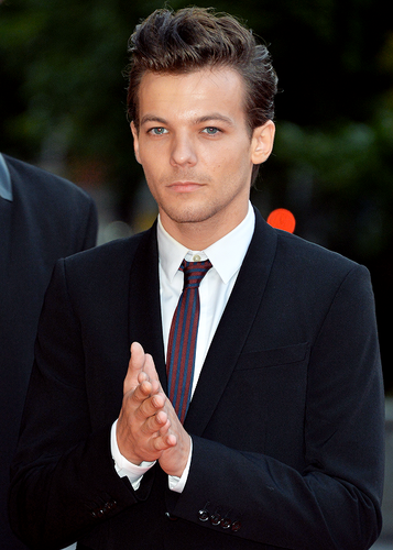 Louis Tomlinson wallpaper containing a business suit, a suit, and a two piece titled Believe in Magic