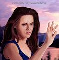 Bella Cullen - twilight-series fan art