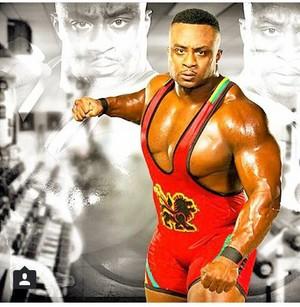 Big E wrestler