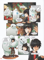 "Big Hero 6 Comic - ""Baymax's Best Friend"""
