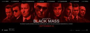 Black mass movie 2015 - banner