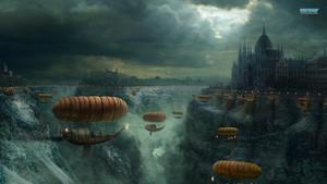 船, 小船 Zeppelins