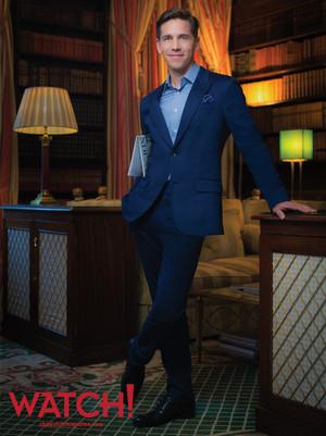 Brian Dietzen for CBS Watch Magazine