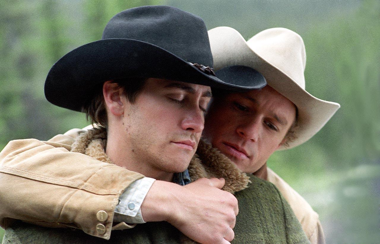 Brokeback Mountain Jack And Ennis Fondo De Pantalla