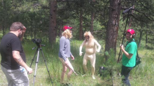 BTS for Naked and Afraid