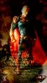 Calvin's Custom 1:6 one sixth scale Man of Steel Aged Superman False God - superman photo