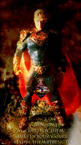 superman fondo de pantalla called Calvin's Custom 1:6 one sixth scale Man of Steel Aged superman False God