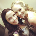 Candice and Annie  - the-vampire-diaries-tv-show photo