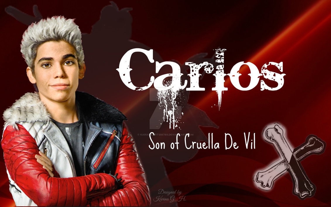 Carlos - Descendants Fan Art (38723276) - Fanpop