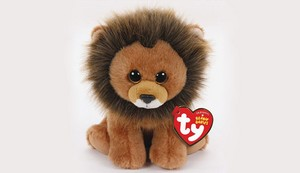 Cecil the lion ty beanie baby