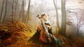 music - Cello Goth wallpaper