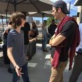 Chandler And The Flash - chandler-riggs photo