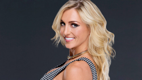 WWE Divas wallpaper probably with a portrait entitled Charlotte