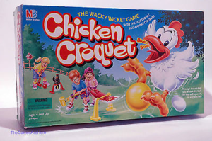 Chicken một lối chơi quần, croquet (1997)
