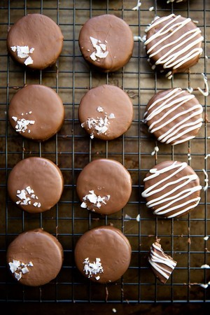 chocolate galletas
