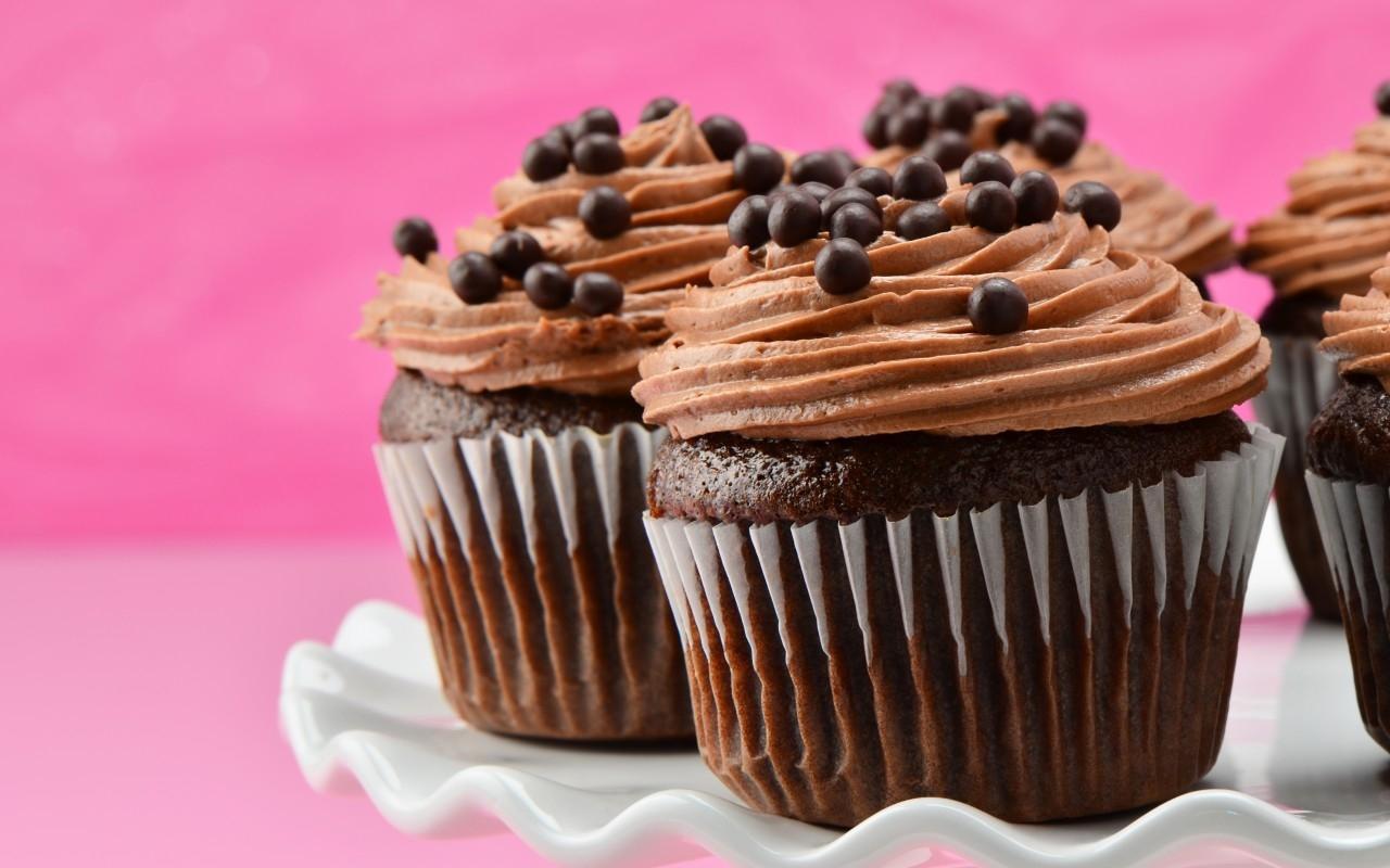 cokelat cupcake