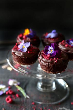 浓情巧克力 纸杯蛋糕
