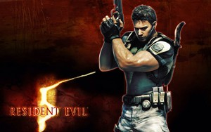 Chris Redfield | Resident Evil 5