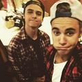 Christian Beadles and Justin Bieber 2015 - christian-beadles photo