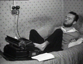 Christy Brown (5 June 1932 – 7 September 1981)  - celebrities-who-died-young photo