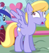 Cloud kicker making a weird face - my-little-pony-friendship-is-magic icon