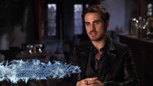 Colin O'Donoghue /OUAT - Defrosting アナと雪の女王