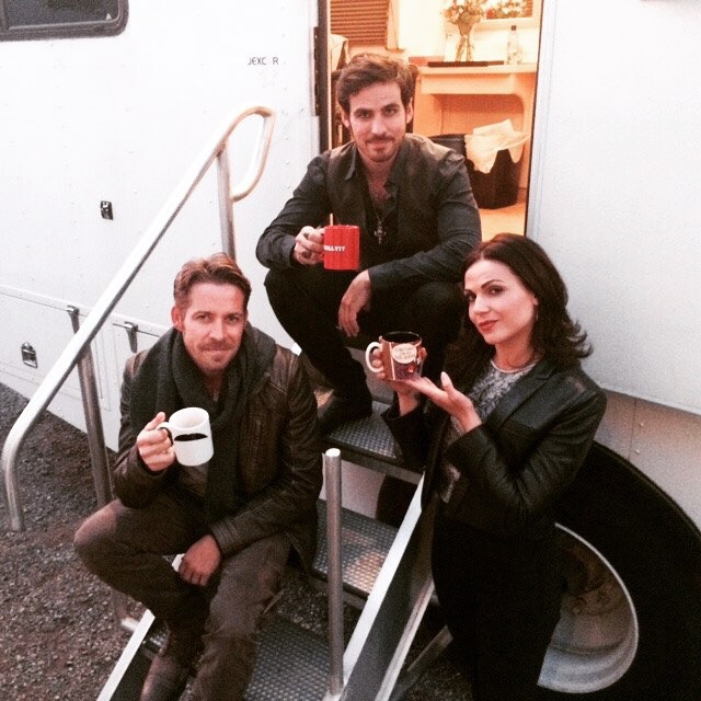 Colin, Sean and Lana