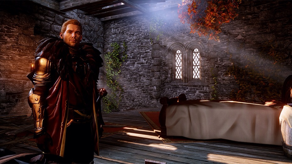 The Inquisitor S Room Dragon Age
