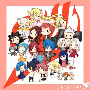 Cute fairy tail picture