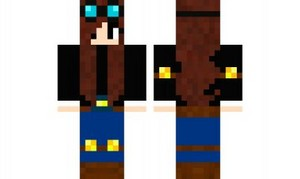 DanTDM girl version
