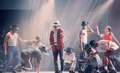 Dangerous Tour Rehearsals  - michael-jackson photo