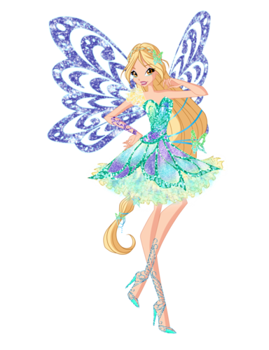 the winx club wallpaper entitled Daphne Butterflix