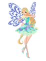Daphne Butterflix - the-winx-club fan art