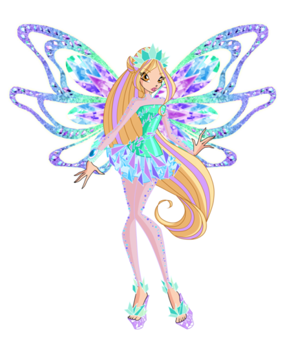 o clube das winx wallpaper called Daphne Tynix